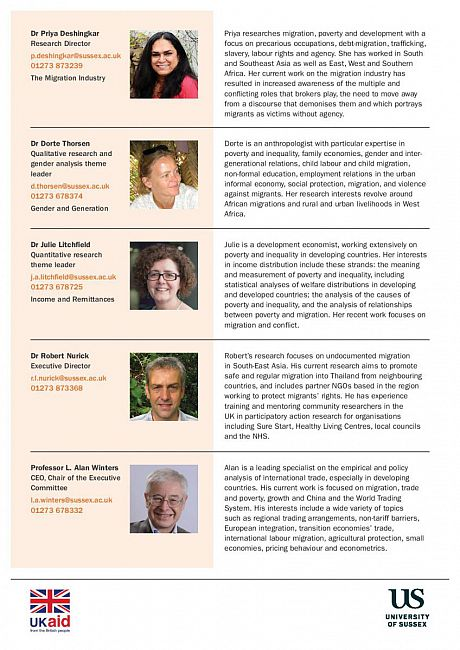team bio leaflet Jan18